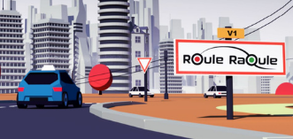 Roule Raoule, la première auto-école 2.0 en France